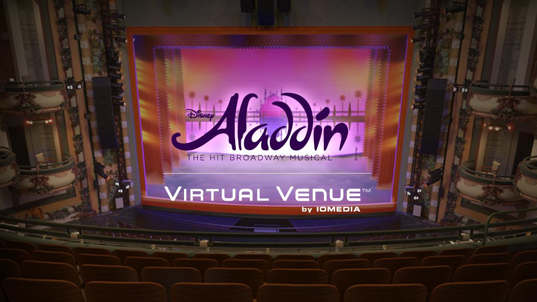 Aladdin Virtual Venue By Iomedia